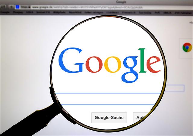 Die Unternehmensgeschichte von Google