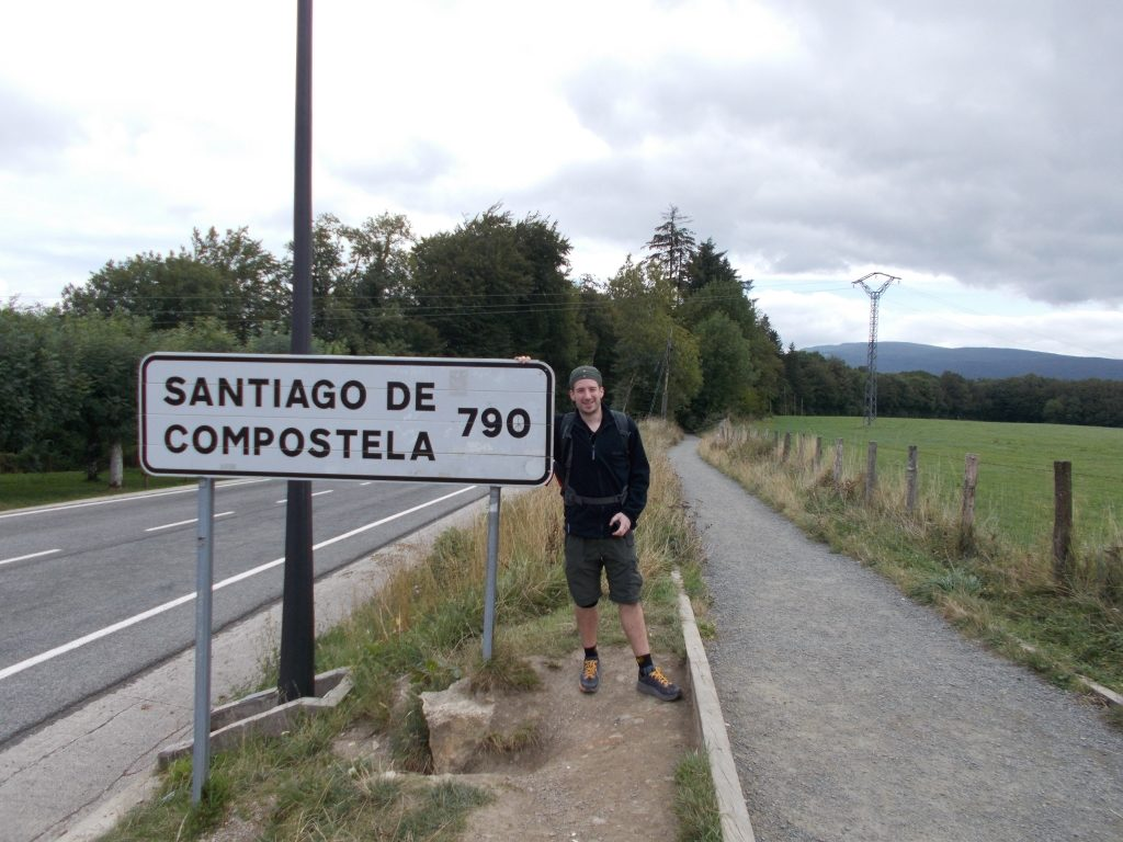 014jakobsweg-2018dscn0138-1024x768 Way of St. James Camino Frances 2018 (Spain)
