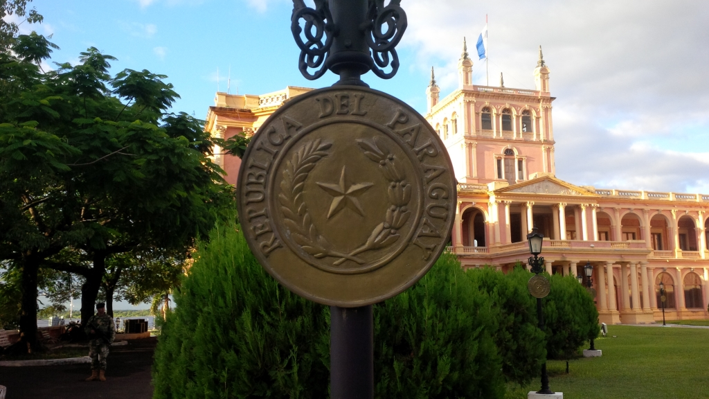 Paraguay 2016 – Asuncion & Independencia